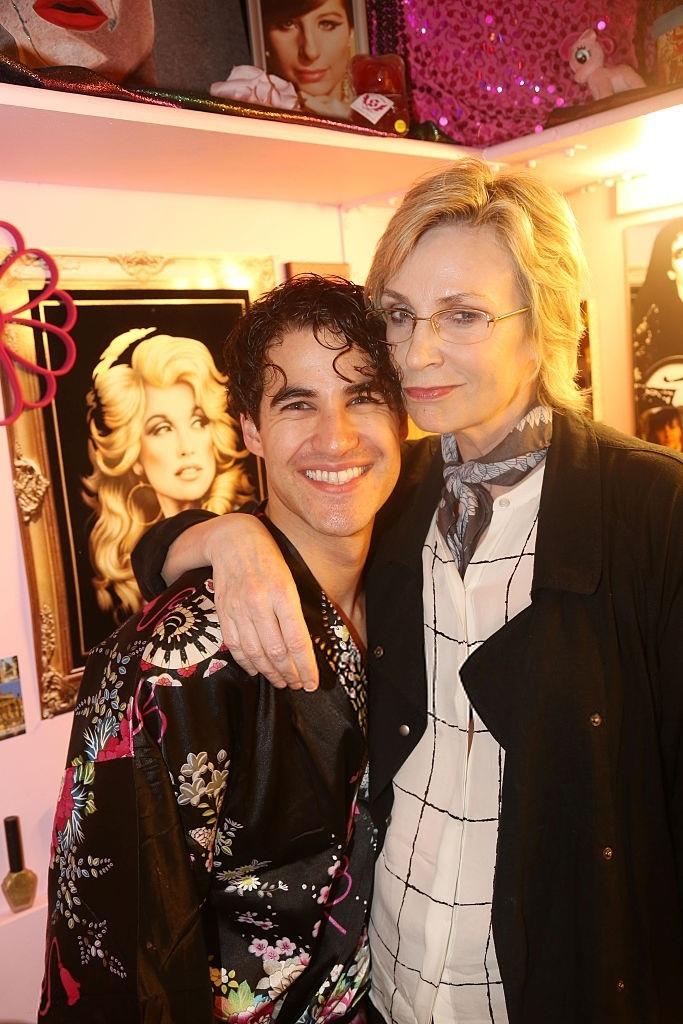 badapplesinthebigapple - Who saw Darren in Hedwig and the Angry Inch on Broadway? Tumblr_npsgweYXF71r4gxc3o1_1280