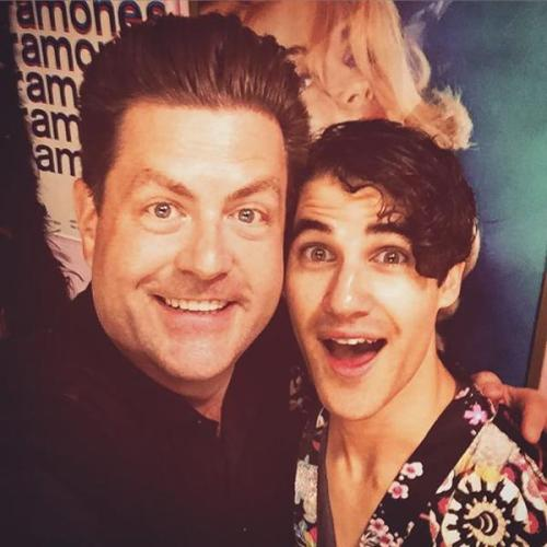 soproud - Who saw Darren in Hedwig and the Angry Inch on Broadway? - Page 2 Tumblr_nr797x6JoJ1uo6446o1_500