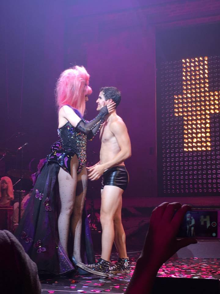 broadwaymusical - Fan Reviews, Media Reviews, and comments from members of the Media, about Darren in Hedwig and the Angry Inch--SF and L.A. Tour  Tumblr_oeq8pnw7hG1uetdyxo6_r1_1280