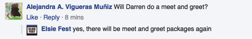 festival -  Darren Appreciation Thread: General News about Darren for 2016  Tumblr_o7nh0pq3mz1uetdyxo3_500