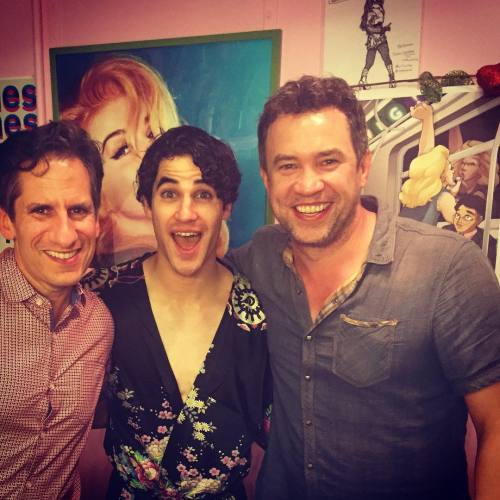 soproud - Who saw Darren in Hedwig and the Angry Inch on Broadway? - Page 2 Tumblr_nrjy4y2a7K1r4gxc3o1_500