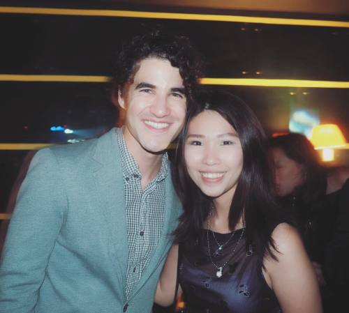 glee -  Darren Appreciation Thread: General News about Darren for 2016  Tumblr_o70sne6gw41uetdyxo2_500