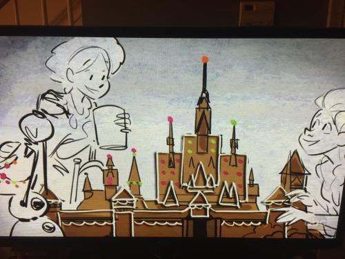 Joyeuses Fêtes avec Olaf [Cartoon Walt Disney - 2017] Tumblr_oi21isDkwl1r43opko5_500