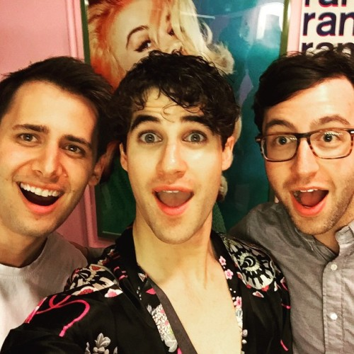 badapplesinthebigapple - Who saw Darren in Hedwig and the Angry Inch on Broadway? Tumblr_noh401vVyB1r4gxc3o1_500