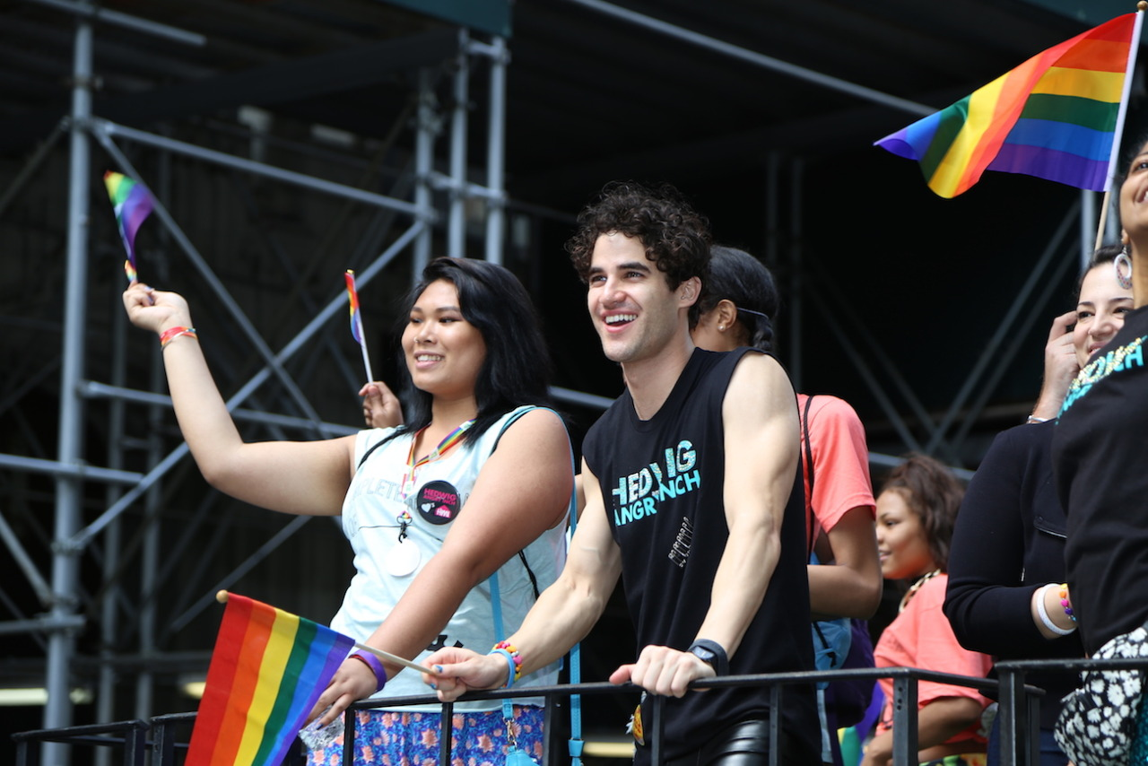 Topics tagged under pridenyc on Darren Criss Fan Community Tumblr_nqosl8KCRJ1qg49w0o2_1280