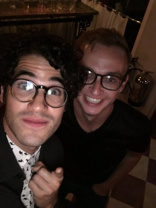 amazing -  Darren Appreciation Thread: General News about Darren for 2016  - Page 9 Tumblr_oc8ibakWuT1uetdyxo1_500