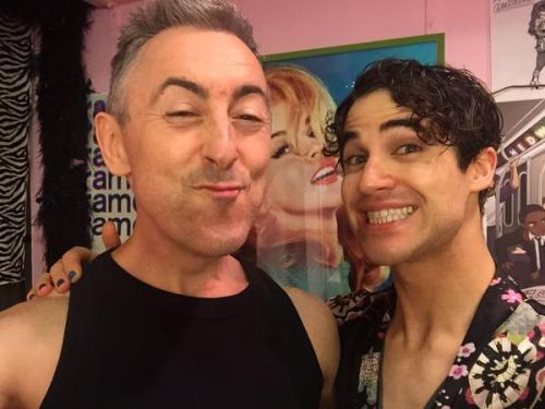 soproud - Who saw Darren in Hedwig and the Angry Inch on Broadway? - Page 2 Tumblr_nqw44wbQ0V1r4gxc3o1_500