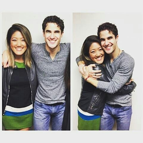 "Stagedoor - Pics, gifs, media videos, curtain call videos, stage door videos, and posts of ""who saw Darren"" in Hedwig and the Angry Inch--SF and L.A. (Tour),  - Page 6 Tumblr_ogtymyTmZK1ubd9qxo1_500"