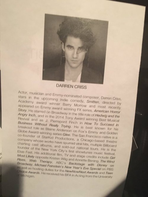 Darren's Miscellaneous Theater Work for 2015- 2016 (Table Readings, Short-Term Projects, etc.) - Page 2 Tumblr_ocp3b48PvV1uetdyxo1_500