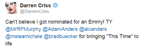 "Music Award Nomination and Win for ""This Time"" Tumblr_nrl8nnDsjs1r4gxc3o1_500"