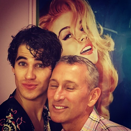 soproud - Who saw Darren in Hedwig and the Angry Inch on Broadway? Tumblr_npk01uU0s61r4gxc3o1_500