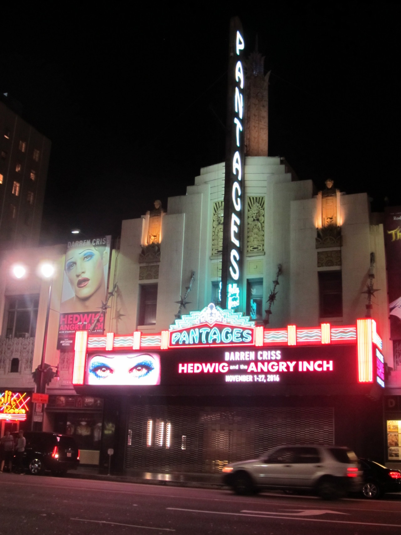 broadway - The Hedwig and the Angry Inch Tour in SF and L.A. (Promotion, Pre-Performances & Miscellaneous Information) - Page 2 Tumblr_obs55unIDR1qmj3nao1_1280