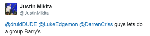 hansen -  Darren Appreciation Thread: General News about Darren for 2016  Tumblr_o87i9a8GkH1uetdyxo3_500