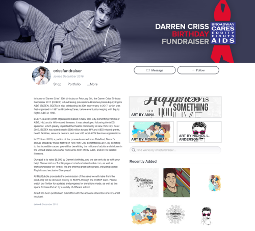 darrencriss -  Darren Appreciation Thread: General News about Darren for 2016  - Page 16 Tumblr_oib3v6cRKV1vk4hoeo1_500