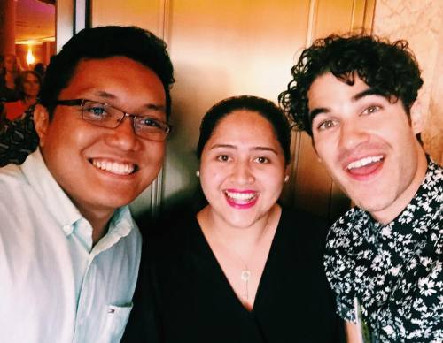 girlmostlikely -  Darren Appreciation Thread: General News about Darren for 2016  - Page 5 Tumblr_o9xfocEHVw1uetdyxo2_r1_500