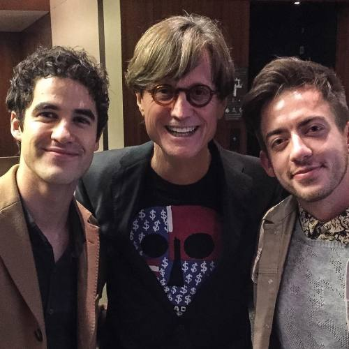 darrencriss -  Darren Appreciation Thread: General News about Darren for 2016  - Page 16 Tumblr_oi6qzzl2NN1uetdyxo1_500