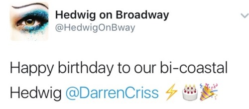 solareclipse2017 - Darren Appreciation Thread: General News about Darren for 2017 - Page 3 Tumblr_okwwdcXsDL1ubd9qxo1_500