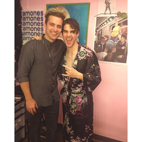 soproud - Who saw Darren in Hedwig and the Angry Inch on Broadway? - Page 2 Tumblr_nrm8s4LohN1r4gxc3o1_500