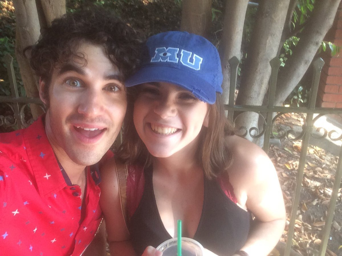 Topics tagged under disneyscaliforniaadventure on Darren Criss Fan Community Tumblr_ob7g1zEsP91uetdyxo5_1280