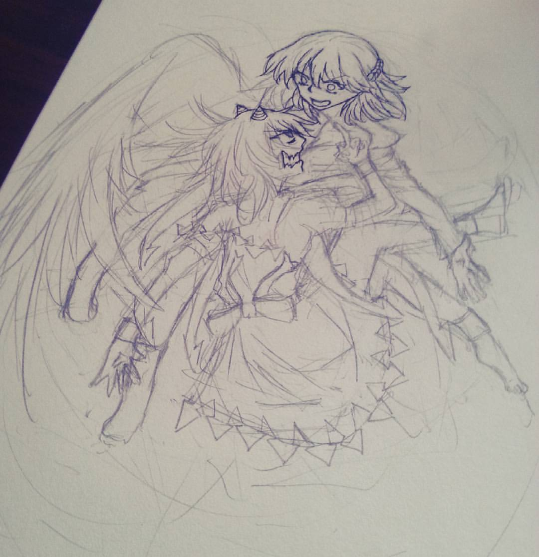 [Gallery] Tankihou: Ổ Dơi - Page 10 Tumblr_onsys85SDL1ul2dzko1_1280