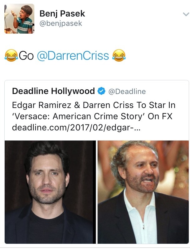 Sydney - The Assassination of Gianni Versace:  American Crime Story Tumblr_olg4jmIx431ubd9qxo1_1280