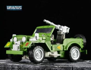 [Maketoys] Produit Tiers - Jouet MTRM-02 Gundog - aka Hound/Dépisteur - Page 2 0DAHi8CW