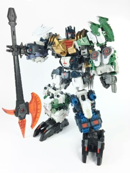 [FansProject] Produit Tiers - Jouet Saurus Ryu-oh aka Dinoking (Victory) | Monstructor (USA) - Page 2 0bOgEVSO