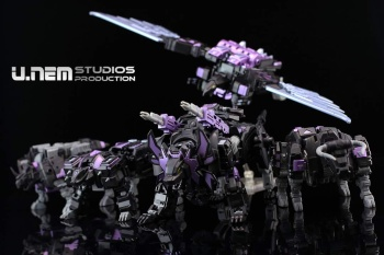 [Mastermind Creations] Produit Tiers - Feral Rex (aka Prédacons G1) + R-20N Nero Rex (aka Prédacons Noir) - Page 2 9Lv8fyQ6