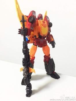 [DX9 Toys] Produit Tiers - Jouet D-06 Carry aka Rodimus et D-06T Terror aka Black Rodimus - Page 2 BmWNafmm