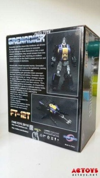[Fanstoys] Produit Tiers - Jouet FT-12 Grenadier / FT-13 Mercenary / FT-14 Forager - aka Insecticons - Page 2 DBROF3vr