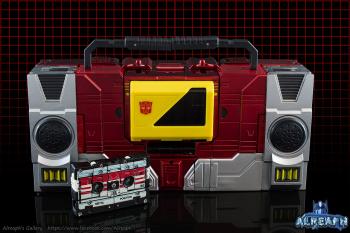 [KFC Toys] Produit Tiers - Jouet Transistor (aka Blaster/Tempo) + DoubleDeck (Twincast) + Fader (aka Eject/Éjecteur) + Rover (aka Autoscout) DDPTXL39