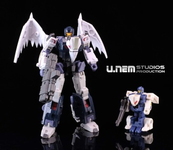 [FansProject] Produit Tiers - Jouet Saurus Ryu-oh aka Dinoking (Victory) | Monstructor (USA) - Page 2 EWpB3kNj