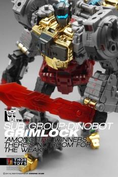 [Toyworld][Zeta Toys] Produit Tiers - Jouet TW-D aka Combiner Dinobots - Page 2 JJhBq7hf