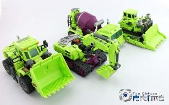 [Generation Toy] Produit Tiers - Jouet GT-01 Gravity Builder - aka Devastator/Dévastateur - Page 3 LCUvA9XN