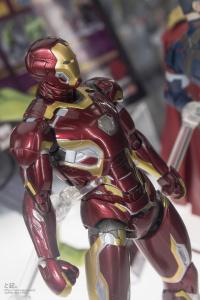 [Comentários] Marvel S.H.Figuarts LT32HQT0
