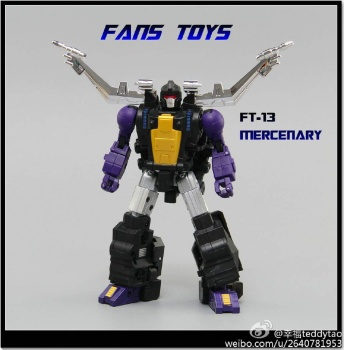 [Fanstoys] Produit Tiers - Jouet FT-12 Grenadier / FT-13 Mercenary / FT-14 Forager - aka Insecticons - Page 2 OsDVm5jN