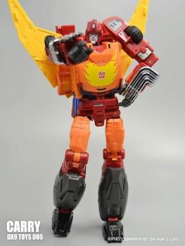 [DX9 Toys] Produit Tiers - Jouet D-06 Carry aka Rodimus et D-06T Terror aka Black Rodimus - Page 2 TFJ0tkAA