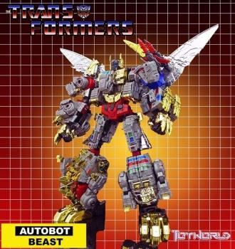 [Toyworld][Zeta Toys] Produit Tiers - Jouet TW-D aka Combiner Dinobots - Page 2 Xy8wq452