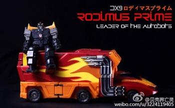 [DX9 Toys] Produit Tiers - Jouet D-06 Carry aka Rodimus et D-06T Terror aka Black Rodimus - Page 2 YFInHbIr