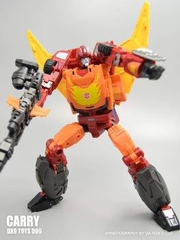 [DX9 Toys] Produit Tiers - Jouet D-06 Carry aka Rodimus et D-06T Terror aka Black Rodimus - Page 2 CnUlQZhU