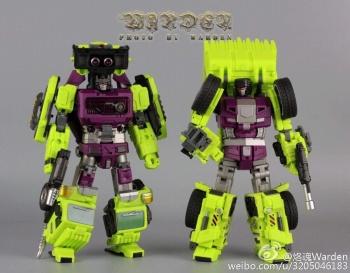 [Generation Toy] Produit Tiers - Jouet GT-01 Gravity Builder - aka Devastator/Dévastateur - Page 2 EYZEnt8W