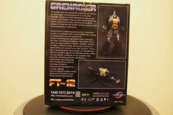 [Fanstoys] Produit Tiers - Jouet FT-12 Grenadier / FT-13 Mercenary / FT-14 Forager - aka Insecticons - Page 2 GLm3gzFo