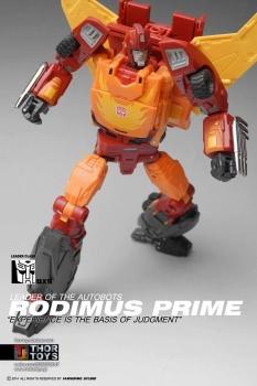 [DX9 Toys] Produit Tiers - Jouet D-06 Carry aka Rodimus et D-06T Terror aka Black Rodimus - Page 2 HEPDhpAF