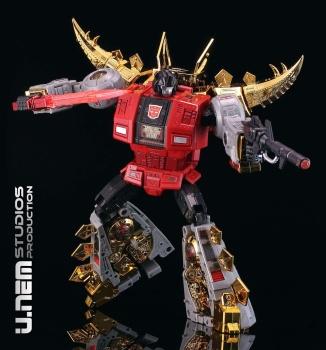 [Fanstoys] Produit Tiers - Dinobots - FT-04 Scoria, FT-05 Soar, FT-06 Sever, FT-07 Stomp, FT-08 Grinder - Page 6 PSsGJtcI