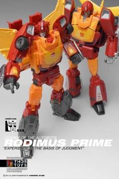 [DX9 Toys] Produit Tiers - Jouet D-06 Carry aka Rodimus et D-06T Terror aka Black Rodimus - Page 2 Szj6P4Dh