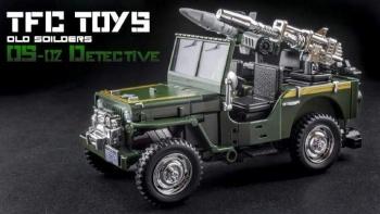 [TFC Toys] Produit Tiers - Jouets Old Soldier Series OS-02 Detective - aka Hound/Dépisteur Vde7SgP3