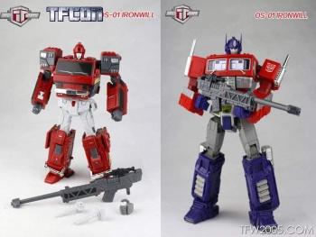 [TFC Toys] Produit Tiers - OS-01 Ironwill (aka Ironhide/Rhino) & OS-03 Medic (aka Ratchet/Mécano) We2jE3pw