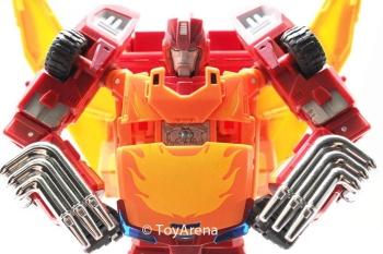 [DX9 Toys] Produit Tiers - Jouet D-06 Carry aka Rodimus et D-06T Terror aka Black Rodimus - Page 2 XRFcKmTf
