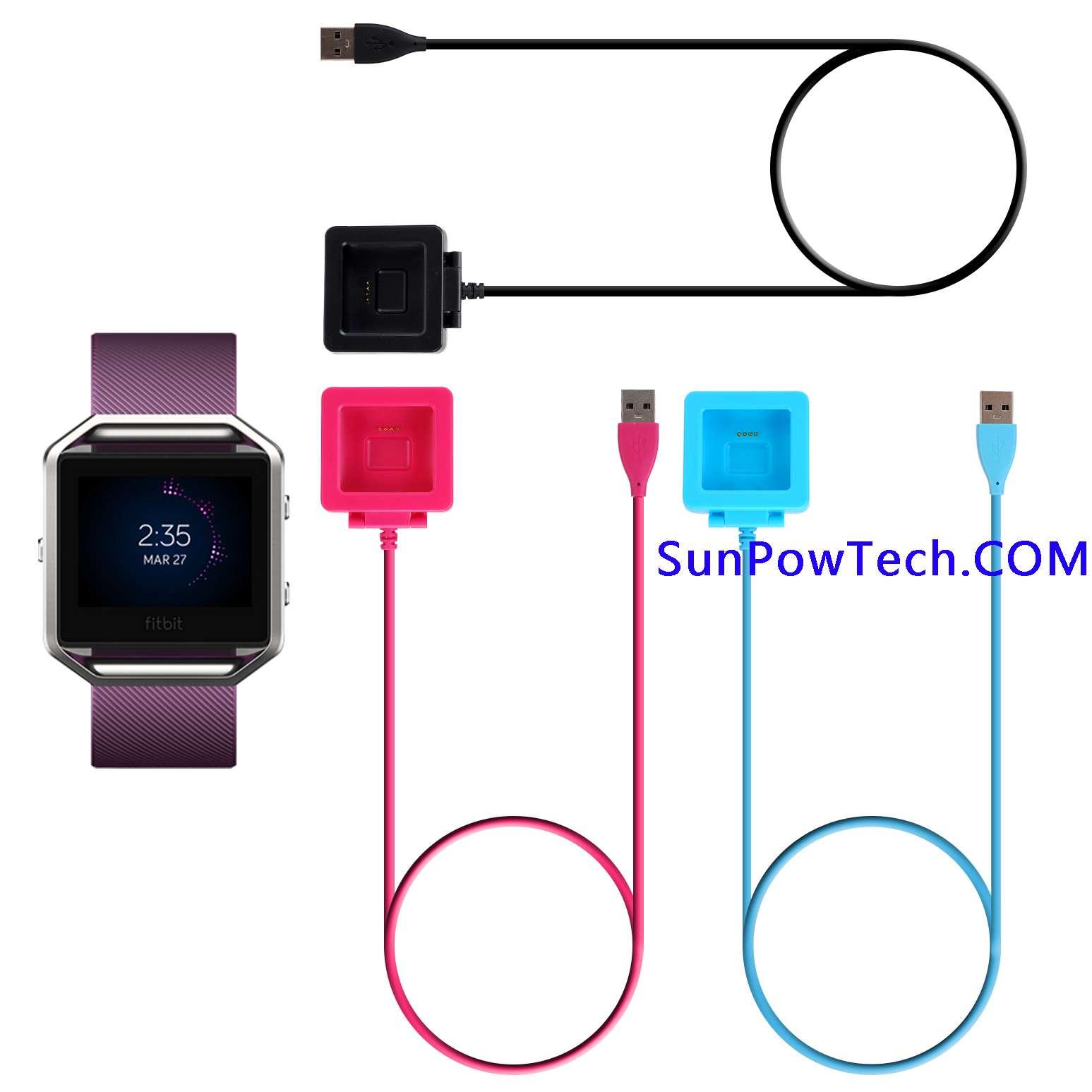 Fitbit Blaze Smartwatch Charger ABUIABACGAAg8fKnuwUokI7XjwEwiww4iww