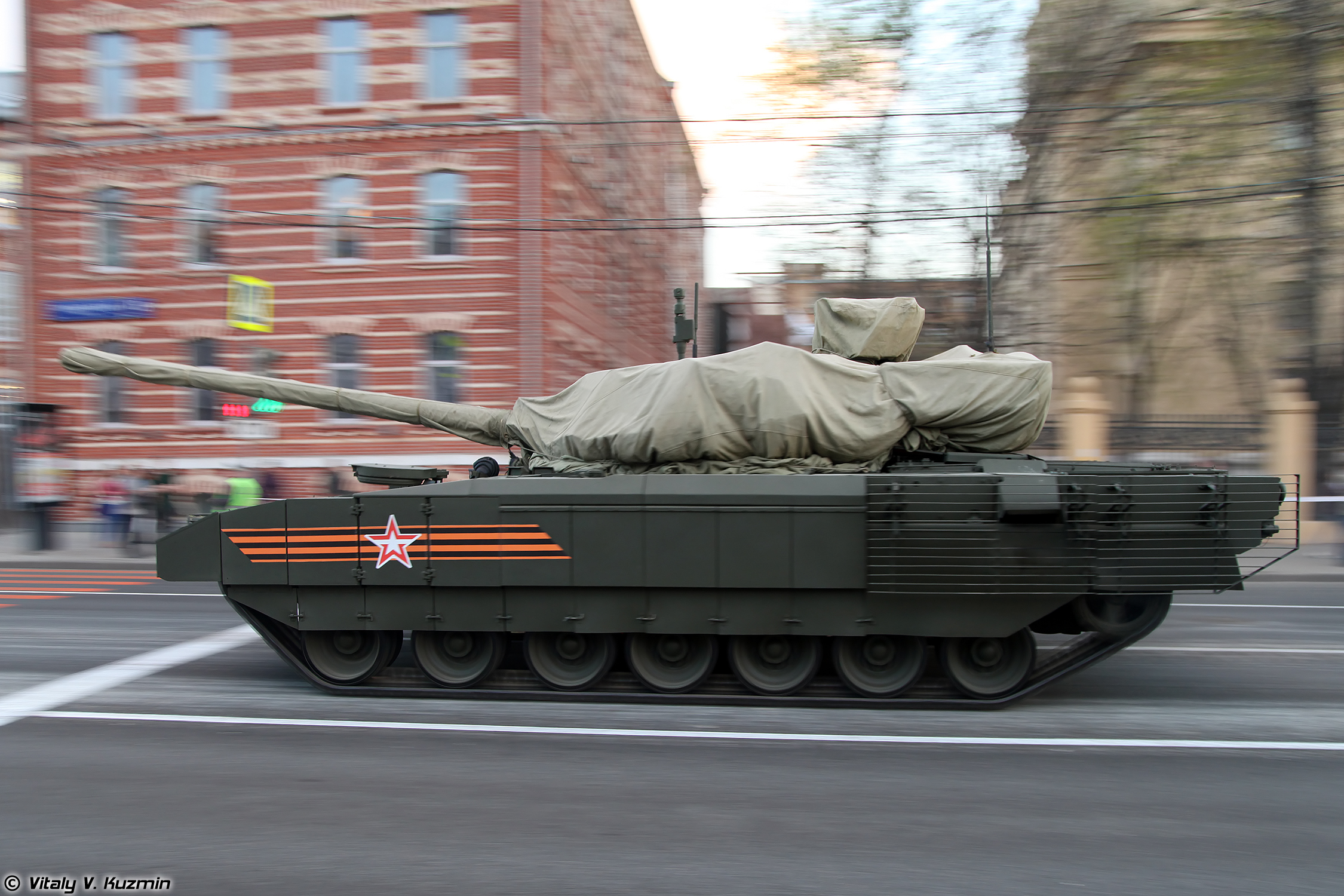 [Official] Armata Discussion thread #2 - Page 20 Rehearsal29april15Moscow-41